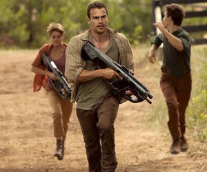 insurgent, four, and caleb prior image