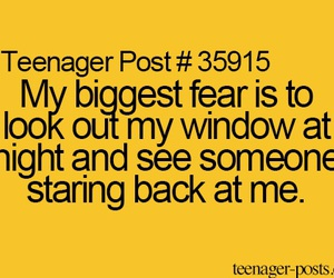 teenager post and fear image