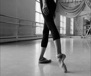 ballet, beautiful, and black image