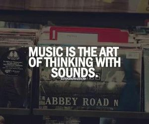music, art, and quotes image