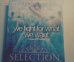 books, the selection, and because of reading image