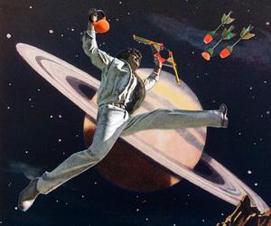 art, Collage, and eugenia loli image