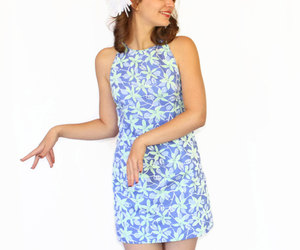 summer dress, lilly pulitzer dress, and valentine's gift for her image