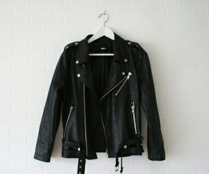 black, jack, and clothes image