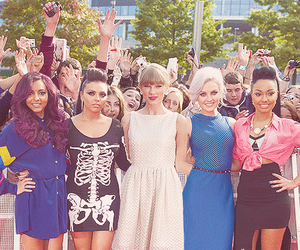 little mix and Taylor Swift image