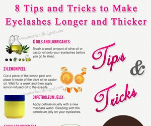 beauty, tips, and tricks image
