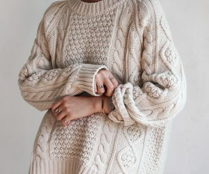 sweater, outfit, and clothes image