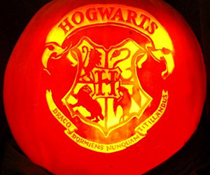 harry potter and pumpkin image