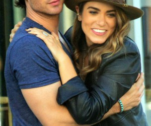 ian somerhalder, nikki reed, and cute image