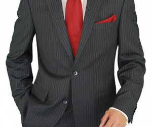 mens suits for weddings, mens black suit, and all white mens suit image