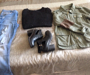 beautifull, boots, and casual image