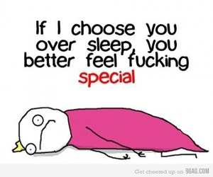 sleep, special, and funny image