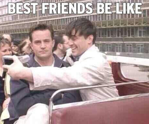 best friends, friends, and funny image