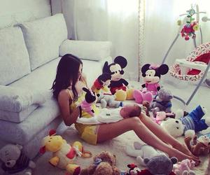 baby, toys, and mom image