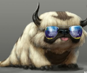 avatar and sunglasses image