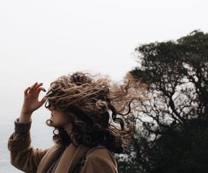 girl, hair, and photography image