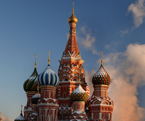 moscow and nature image