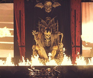 a7x, avenged sevenfold, and hail to the king image