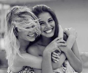 fun, amitié, and love image