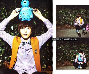 b1a4, sandeul, and cute image