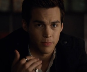 the vampire diaries, chris wood, and kai parker image