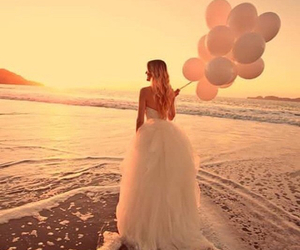summer, wedding, and love image