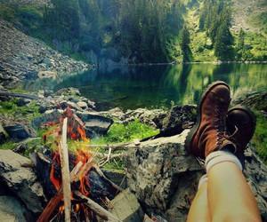 nature, adventure, and beautiful image