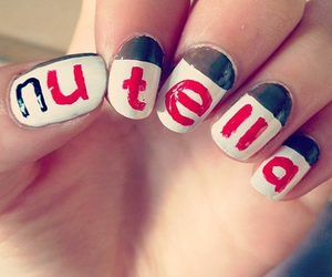 nutella and nails image
