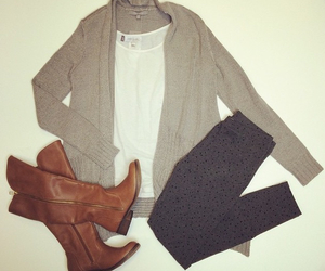 cold, fashion, and girly image