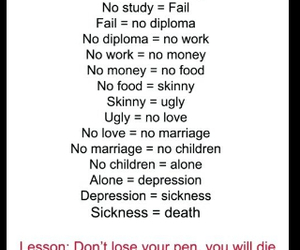 pen, funny, and life image