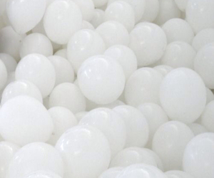 white, balloons, and pale image