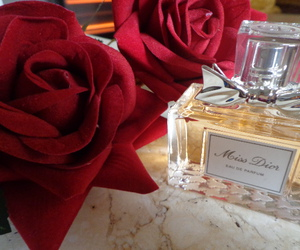 dior and perfume image