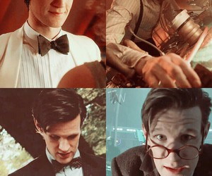 bbc, bow ties are cool, and doctor who image