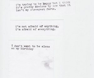 text, quote, and alone image