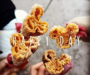 disney land and happy day image