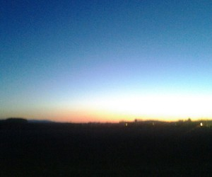 sunsets, my upload, and the sunset image