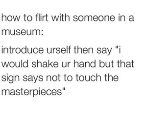flirt, hands, and how image