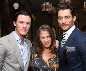 David Gandy, mannequin, and luke evans image