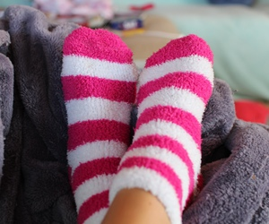 socks and winter image