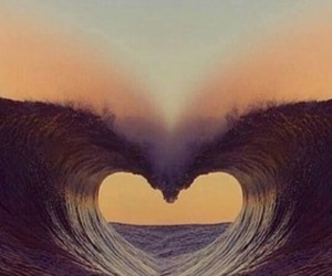 love, heart, and summer image