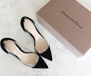 shoes, escarpins, and gianvito rossi image