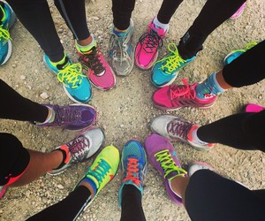 fit, run, and runners image