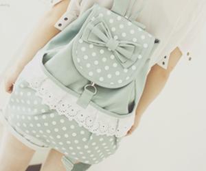 backpack, bag, and kawaii image