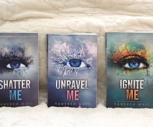 book, books, and unravel me image