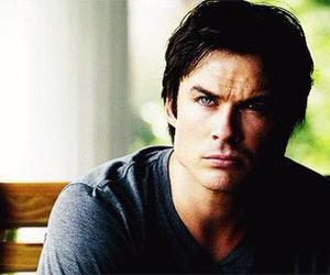 tvd, ian somerhalder, and the vampire diaries image