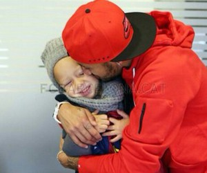 neymar jr and davi lucca image