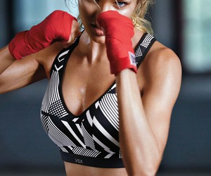 boxing, fit, and fitness image