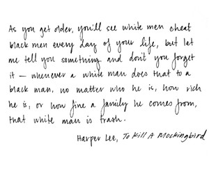 beautiful, Harper Lee, and quotes image