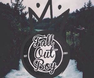 FOB, fall out boy, and wallpaper image