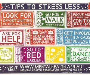 stress and tips image
